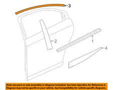 Chevrolet GM OEM 16-18 Cruze Front Door-Applique Window Trim Left 39085716
