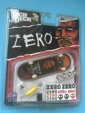 "Tech Deck Rare  vintage tech deck 96mm ""Zero"" New"