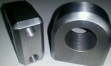 Heavy Duty Weld/Bolt on D-Ring,Clevis,hydraulic,Tractor,Offroad,heavy,mount CNC