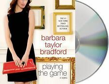 PLAYING THE GAME unabridged audio book on CD by BARBARA TAYLOR BRADFORD