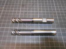 2 x Iscar schruppfräser z4/ø 12 mm/ecrb 4x/ic900/estado 3