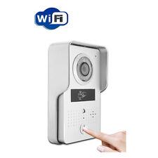 JETZT NEU! Smartphone Videotürsprechanlage mit Türöffnung via Internet und RFID