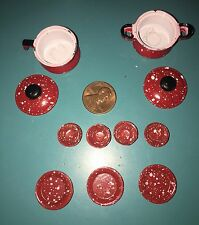 Dollhouse Miniature Canister Set 1:12 Well Made by Concord Beach Themed