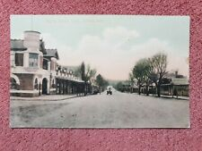 MURRAY STREET LOOKING EAST COLAC PHOTO POSTCARD