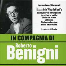 In Compagnia Di Roberto Benigni [Audio CD] Roberto Benigni …
