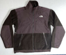 THE NORTH FACE BROWN DENALI POLARTEC FLEECE JACKET MENS M