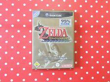 The Legend of Zelda the Wind Waker Nintendo GameCube GC OVP instrucciones + Bonus CD