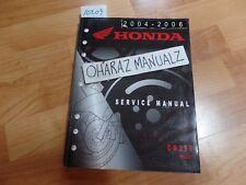 2004 2005 2006 HONDA CN250 HELIX Service Manual OEM