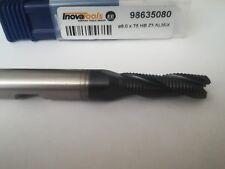 Inovatools 0 5/16in 3 Flute End Mill Ripper Hss-E Cobalt Flatted Shank 0 3/8in