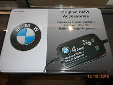 BMW Battery Tender for AGM and Lithium Ion Batteries (AGM/Li) 82110049788
