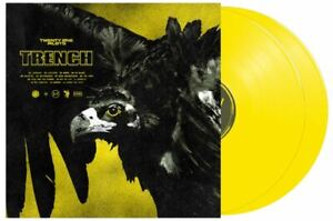 Twenty One Pilots – Trench Exclusive Limited Edition Yellow Colored 2x Vinyl LP