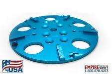 10 Concrete Grinding Head For Edco Blastrac Floor Grinders Pcd Epoxy Removal