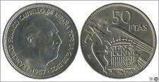 España Franco 00347 S/C 50 pta 1957 (71)