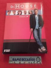 DR HOUSE SAISON 3 S03 L'INTÉGRALE SÉRIE TV COFFRET 6 DVD VF