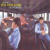 The Box Tops : The Very Best Of The Box Tops: soul deep CD (1999) Amazing Value