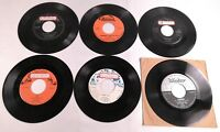 Lot of Six Square Dance 45rpm Records Featuring The Roundabouts Frank Messina