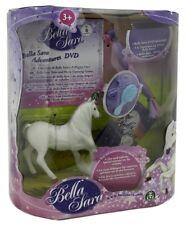 T101 Bella Sara Giochi Preziosi Caballo 10cm con DVD y accesorios