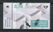 Slovenia 2017 MNH Gorenje Washing Machines 1v Set Technology Invention Stamps