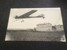 CPA Reissue, 98 Lyon Aviation, Aircraft Monoplane Antoinette, Anime' Postcard