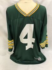 Green Bay Packers Brett Favre Vintage Authentic Starter Jersey (Size 46)