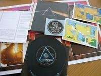 Pink Floyd - Dark Side of The Moon - Russian Card Sleeve Mini LP CD - Rare -