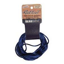 6 Yards 1MM RATTAIL ROYAL BLUE (Free Shipping)