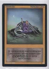 1994 Wyvern Two Player Collectible Card Game Base #58 Princess Libya Gaming 0f8