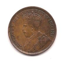 1915  Canada Large Cent-Milk Chocolate with Strong Crown Detail !!