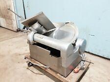 """""""Hobart 1712"""" H.Duty Commercial (Nsf) 12"""" Blade 1/3Hp 115V Manual Meat Slicer"""