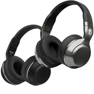 SKULLCANDY HESH 2 Bluetooth Wireless Over-Ear Headphones Mic Upto 15 Hr Battery