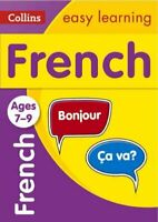 French Ages 7-9 by Collins Easy Learning 9780008159474   Brand New