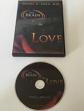 The Brain in Love Daniel G Amen M D couple emotional and physical intimacy DVD