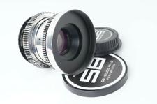 Anamorphic Flare & Bokeh Purple Helios 44-2 58mm F2 Vintage  Lens