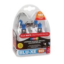 H3 halogen blub lamp spot light headlight 12V Blu-Xe high power racing 100W Pair