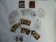 James Bond 007 Casino Royale Deck Of Playing Cards 2006 New Sealed  2 Pack deal.