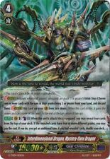 1x Cardfight!! Vanguard Interdimensional Dragon, Mystery-flare Dragon - G-TD01-0