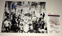 RAJ SINGH Signed INDIANA JONES 8x10 Photo TEMPLE OF DOOM Autograph JSA COA