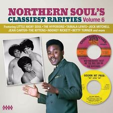 Various Artists - Northern Soul's Classiest Rarities Volume 6 (CDKEND 471)
