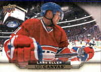 2015-16 Upper Deck Canvas #C46 LARS ELLER  Canadiens