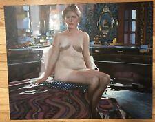 John Berkey Original Painting Nude
