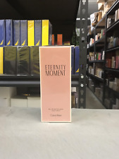eternity Moment Perfume by Calvin Klein  3.4 oz EDP Spray for Women