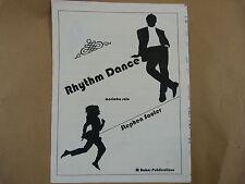 marimba solo RHYTHM DANCE Stephen Sooter