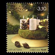 Croatia 2014 - Christmas - MNH