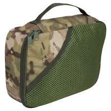 Webtex Large Stash Bag Multicam Camo 16 x 26 x 6cm Camping Military Cadets Army