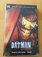 BATMAN WHO LAUGHS HC, SEALED / NEW, SCOTT SNYDER