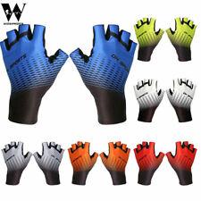Cycling Gloves Half Finger Anti-Slip Breathable Shockproof Glove Men Women Mitts