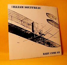 Cardsleeve Single CD William Souffreau Baby Come On 2TR 1996 Blues Rock RARE !