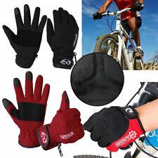 Men Women Full Finger Work Out Gym Gloves Sport Weight Lifting Exercise Fitness