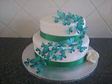 31 papillons comestibles précoupés taille mixte, célébration de mariage gâteau décoration TE1
