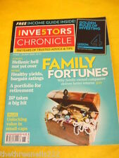 INVESTORS CHRONICLE - PORTFOLIO FOR RETIREMENT - MAY 7 2010